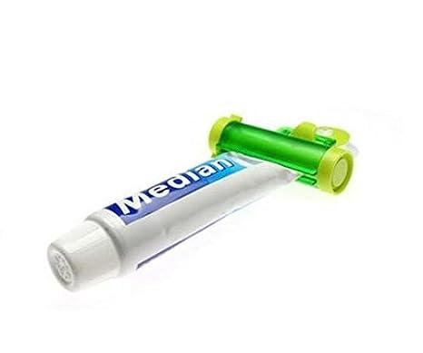 NiceButy - Dispensador de pasta de dientes de color al azar con ventosa creativa.: Amazon.es: Hogar