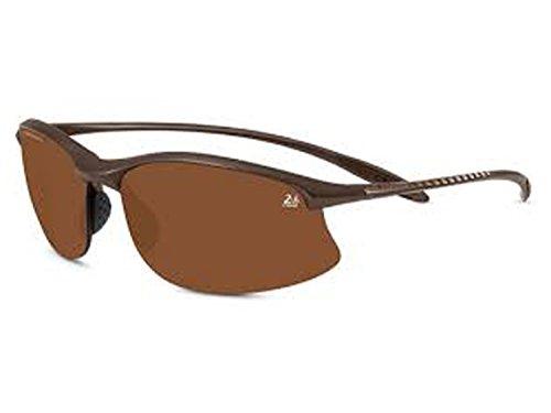 Serengeti Eyewear MAESTRALE 24H LE MANS sanded dk brown / polar PHD drivers 8478