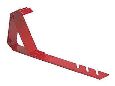 Qualcraft 2503Q 60-Degree Fixed-Angle Roofing Bracket with 6-Inch Platform