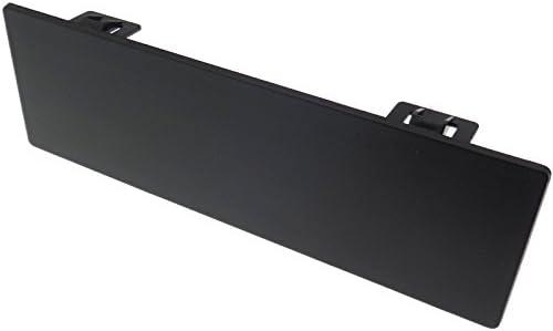 Baie Couverture 1/couvercle Panneau de protection DIN Autoradio Fa/çade Plaque