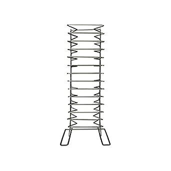 Amazon Com Update International Ptr 15wld Pizza Tray Rack 15 Shelves Assembled Welded Legs Industrial Scientific