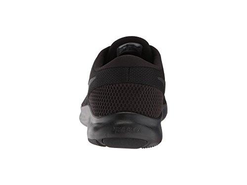 Zapatillas De Running Nike Hombres Flex Experience 7 4e Black / Black - Antracita