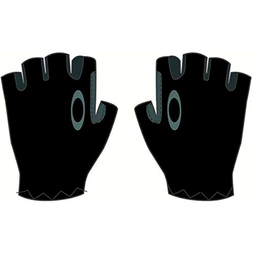 Oakley Men's MTB Cycling Gloves - Blackout/Large/X-Large (Oakley Bicycle)
