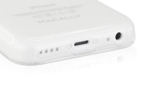 Macally FlexFit Schutzhülle für Apple iPhone 5C transparent