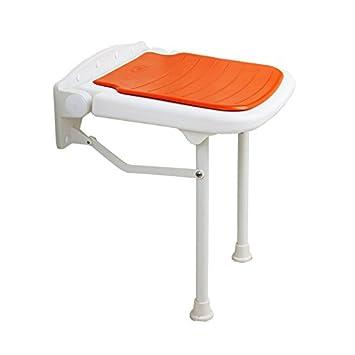 Salle de bains pliant tabouret chaise de mur allée chaise tabouret ...