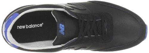 Adulte Noir Bleu Mixte Balance Mode noir New S410 Baskets wFXY8x