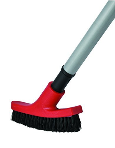 Purposefull Extendable Tile Cleaning Grout Brush - Easily Clean Those Hard To Reach Areas