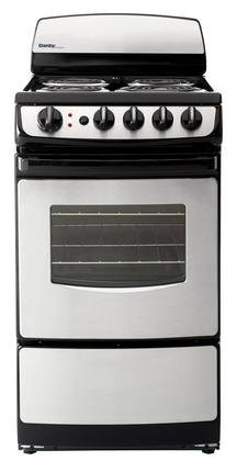 20 Electric Range - 7