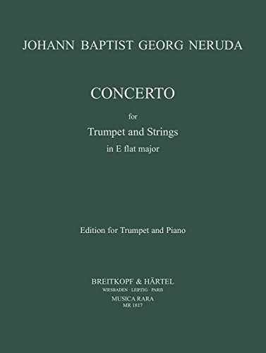 Neruda: Trumpet Concerto in E-flat Major