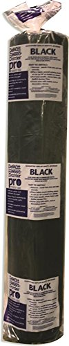 DeWitt 3-Ounce Weed-Barrier Pro Fabric, 4 x 300-Feet, Black