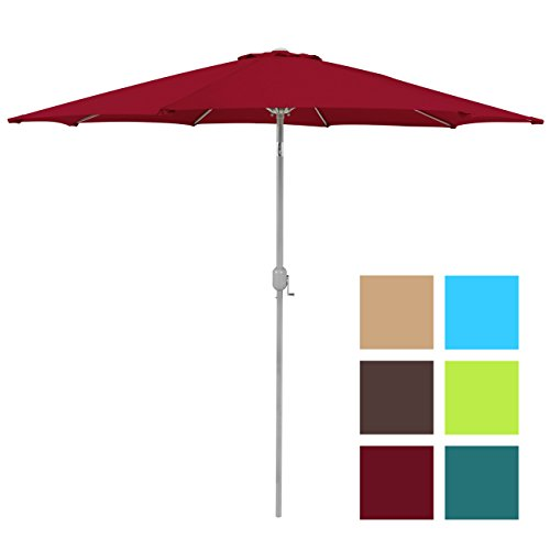 Best Choice Products Umbrella Aluminum