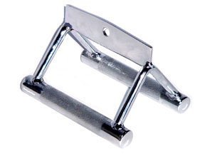 Double Grip Seated Row Cable Attachment from Ader Sporting Goods