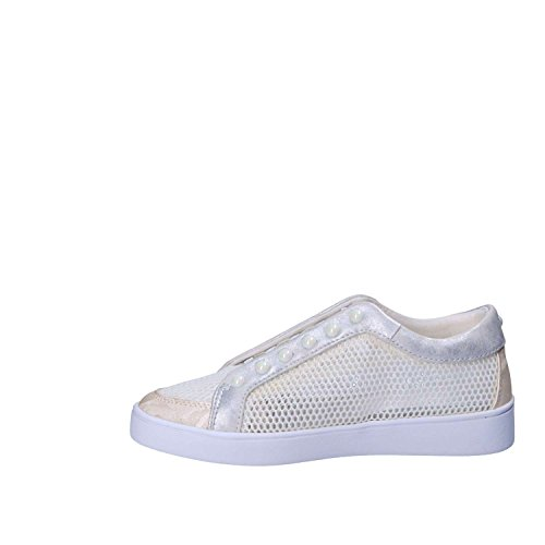 Guess Sneakers Donna Fliea1fam12 Fliea1fam12 Sneakers Guess Bianco Donna rYqawr