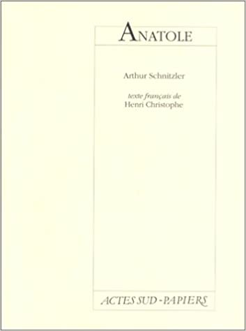 Read Online Anatole pdf, epub ebook