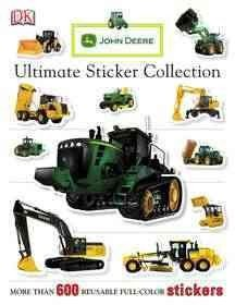 John Deere Ultimate Sticker - John Deere: Ultimate Sticker Collection (ULTIMATE STICKER COLLECTIONS)