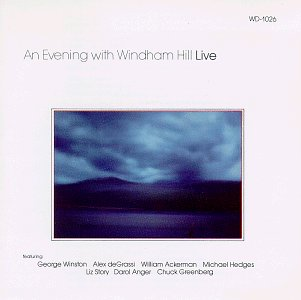 An Evening With Windham Hill Live by Windham Hill Records