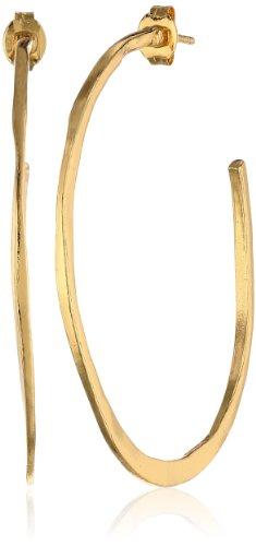 Gorjana Gold Plated Earrings - 2