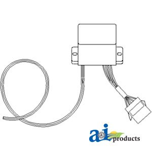 A&I Products THERMOSTAT ASSY; A/C PART NO: A-84402860