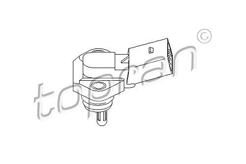 Intake Manifold Pressure Sensor MAP Fits AUDI SEAT SKODA VW 1.2-2.8L 1995-2010