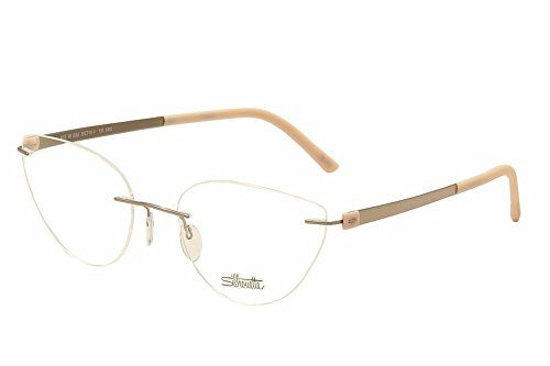 Silhouette Eyeglasses Titan Accent Chassis 5452 6052 Pink...