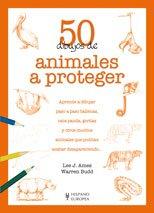 Descargar Libro 50 Dibujos De Animales A Proteger Lee J. Ames