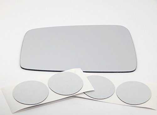 (05-10 Sportage Left Driver Side Mirror Glass Lens w/Adhesive USA no backing plate)