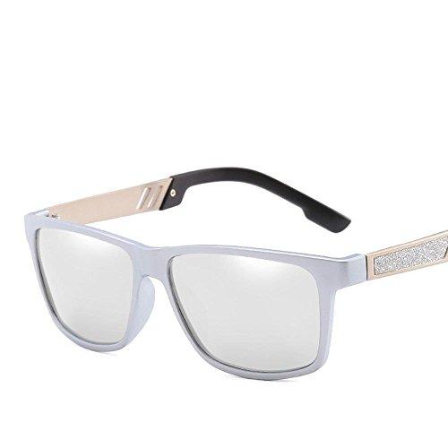 Hombres polarizado Gafas Gafas Sol creativos Axiba Las Pesca de Controlador de Brillante polarizantes ' polarizador Regalos de Color a de F Sol Chao tqTdSTFw
