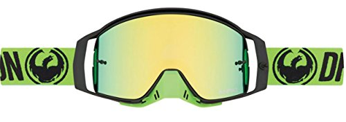 Dragon 28604 6361 Knight Rider NFX2 Visor Goggles Lens Category 3 Size 200mm by Dragon