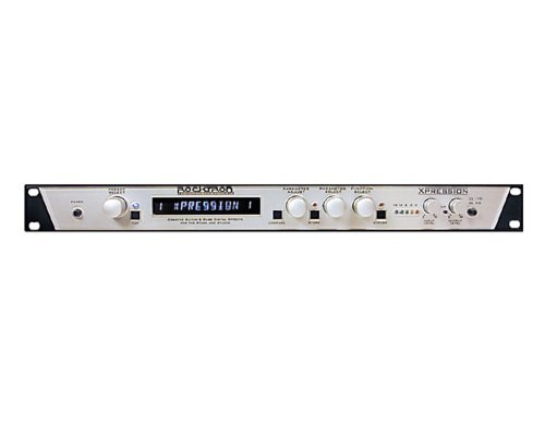 Rocktron 001-1410 Xpression Multi Effects Rack Unit