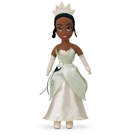 Disney Princess Tiana Plush Doll - Mini 12