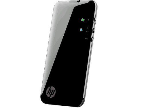 HP H4D65AA ABC Portable Player