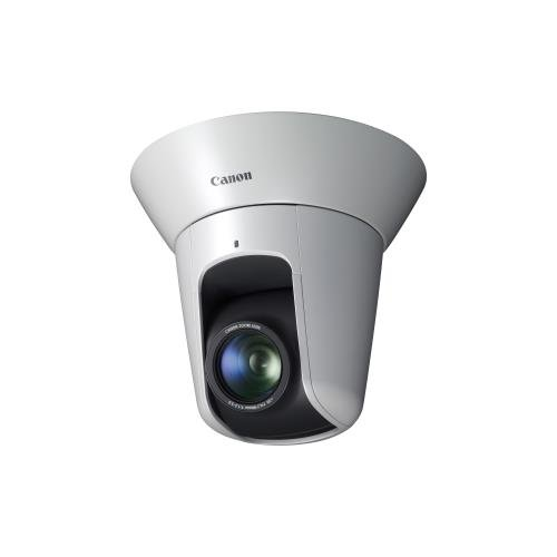 Canon VB-H41 Surveillance/Network Camera - Color Monochrome - 20x Optical - CMOS - Cable - Fast Ethernet