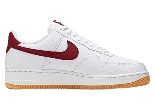 Nike Air Force 1 '07 2 White/Team Red-Blue Void (10.5 D(M) US)