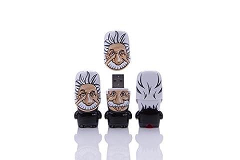 8GB Einstein Mimobot USB Flash Drive (Usb Did Drive)