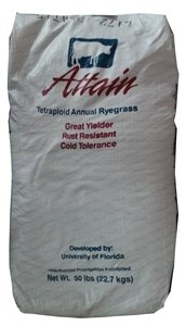 (SeedRanch Attain Tetraploid Annual Ryegrass Seed - 50 Lbs.)