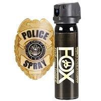 Capcom PS Products, Inc. 9005019 Pepper Spray with Streamer Flip Top, 4 oz