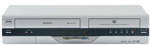 UPC 022265411902, Toshiba D-VR4 DVD Recorder/VCR Dual Deck