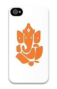 Hot Diy For SamSung Galaxy S4 Mini Case Cover 3D Diy Unique Print Ganesha Silhouettes  New Fashion Diy For SamSung Galaxy S4 Mini Case Cover s