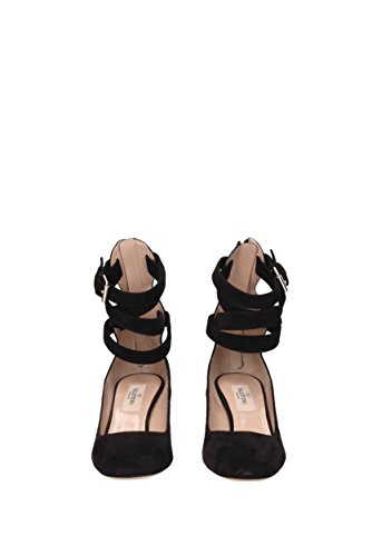Courts Valentino Garavani Women - Suede (0S0C62CAS) UK Black sale looking for discount exclusive cost for sale buy cheap best sale dv23KvgM