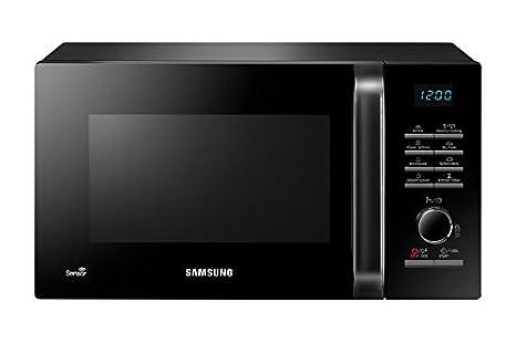 Samsung MS23H3125AK Encimera 23L 750W Negro - Microondas (Encimera ...