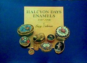 Halcyon Days Enamels, - Halcyon Days Boxes