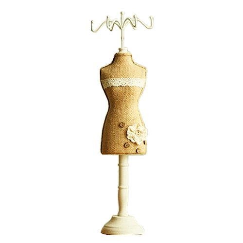 jewelry stand holder dress form - 5