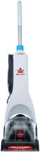 Best Review Of BISSELL ReadyClean Full Sized Carpet Cleaner, 40N7 - Corded