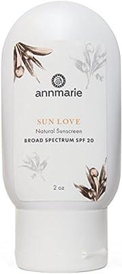 Annmarie Skin Care - Sun Love Natural Sunscreen Broad Spectrum SPF20 (2oz)