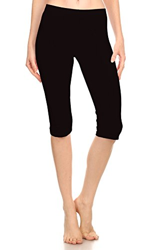 Cotton Lycra Crop Pant - 2