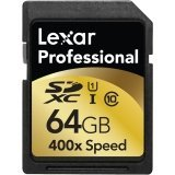 Micron PRO SDXC 64GB 400X Memory Card