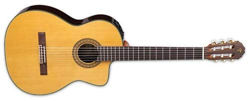 Takamine TC132SC Nylon-String Classical Acoustic-Electric Guitar