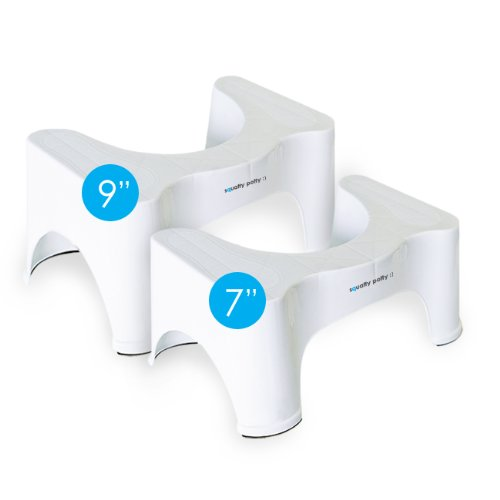 Squatty Potty The Original Bathroom Toilet Stool 7 Quot Amp 9 Quot 2