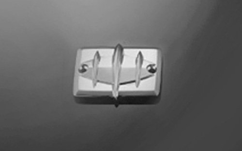 Highway Hawk Master Cylinder Cover Tech Glide Hh-452-005