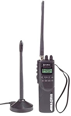 Cobra 4-Mile 40-Channel CB Radio from Cobra